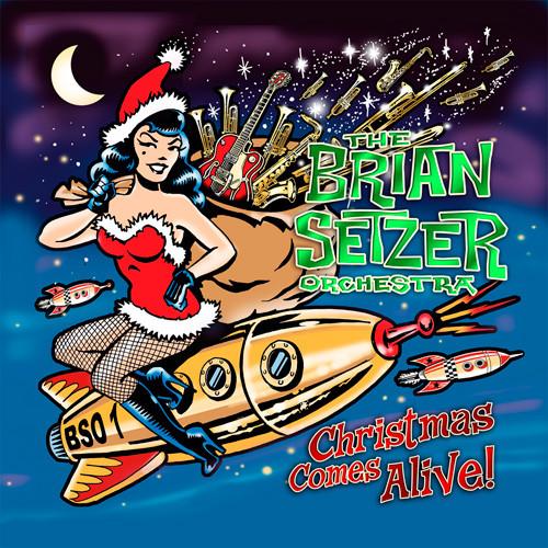 Brian Setzer Orchestra - Christmas Comes Alive! (2010)